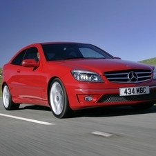 Mercedes-Benz CLC 160 Hatchback BlueEFF. Sport