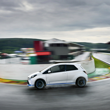 This is the ultimate hybrid hot hatch
