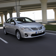 Toyota Corolla SD 1.6 Exclusive