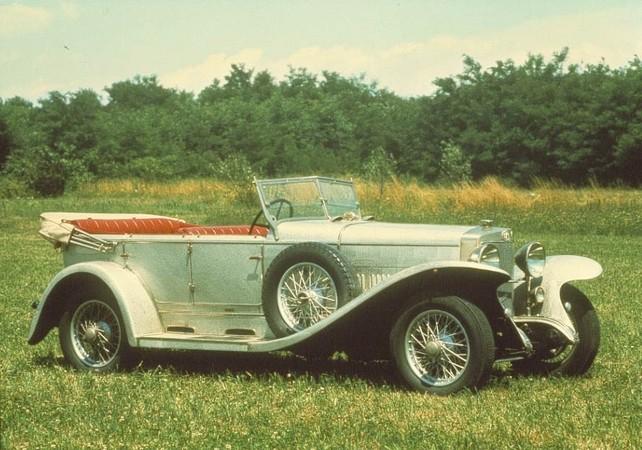 1925 Alfa Romeo P2. Alfa Romeo RL Super Sport