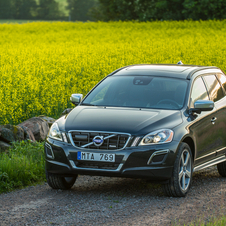The XC60 is Volvo's best-selling model