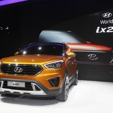 The new ix25 will initially be launched in China, taking advantage of the increasing popularity of compact SUVs in that market