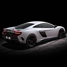 The 675LT will be the lightest, quickest and purest model in the Super Series range of the British brand