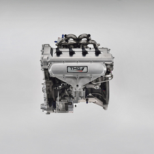 The engine is the same that is used in the WTCC and WRC