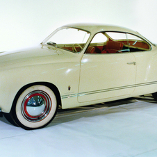 The Karmann Ghia concept was originally introduced in 1953 at the Paris Motor Show