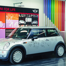 MINI (BMW) MINI Life Ball Charity