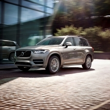 The new XC90 is based on the new Volvo Scalable Platform Architecture (SPA) and will be equipped with the new engine family Drive-E