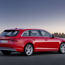 The design of the new Audi A4 was still designed by Wolfgang Egger, before heading to Giugiaro in 2014