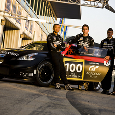 Nissan Team Trained on Gran Turismo 5 Takes 3rd in 24 Hours of Dubai