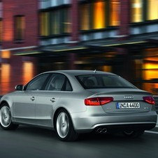 Audi A4 3.0 TDI clean diesel Ambition quattro S tronic