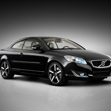Volvo Says Farewell to the C70 with Inscription Package