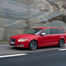 Volvo V70 T6 R-Design AWD Geartronic