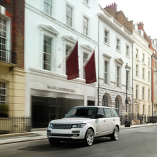 Land Rover Range Rover 5.0 V8 S/C Autobiography LWB