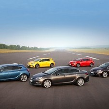 The Astra range is also being broadened into Europe