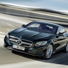 The new S-Class Coupé has a distinctive design developed to distinguish it from the sedan variant