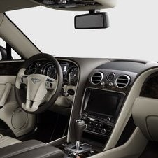 There is a new interior with a touchscreen and Wi-Fi