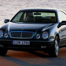Mercedes-Benz CLK 320 Coupé