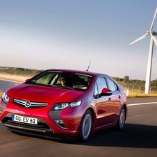 The Ampera has been a big, critical winner for Opel