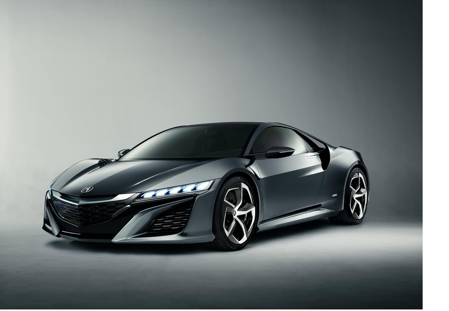 new car releasesAcura Releases New Gallery of NSX Including Interior  News