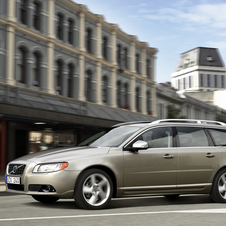 Volvo V70 D5 Kinetic Geartronic