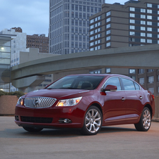 Buick LaCrosse CX 4 cyl