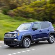 Jeep Renegade 2.4 Multiair2 Tigershark