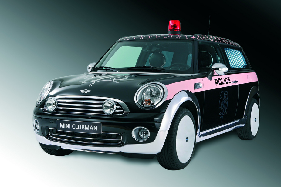Roberto Cavalli Mini Auctioned At Life Ball For 150k