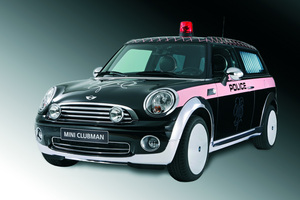 MINI (BMW) MINI Life Ball Agent Provocateur