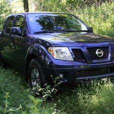 Nissan Frontier King Cab SV I4 4X2