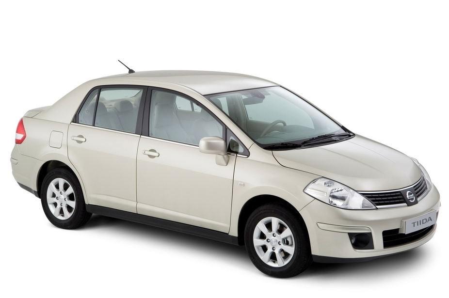 Nissan Tiida Saloon 1.8 :: 1 photo and 71 specs :: autoviva.com