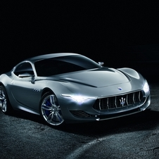 Alfieri concept indicates future design of the Italian brand