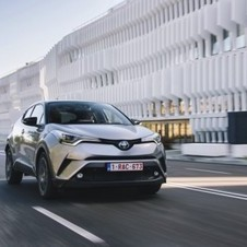 Toyota C-HR 1.8 HSD Exclusive