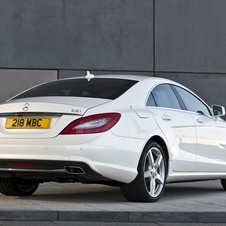 Mercedes-Benz CLS 350 CDI BlueEfficiency Sport