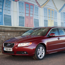 Volvo V70 D5 Momentum Geartronic