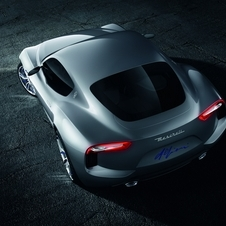Maserati refers that the concept was inspired on the road and racing versions of the A6GCS from the 50s