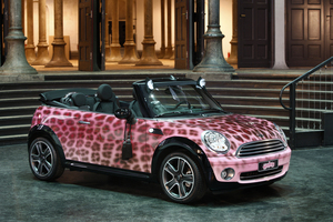 MINI (BMW) MINI Life Ball The Blonds