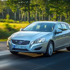 Volvo V60 D4 Kinetic Geartronic