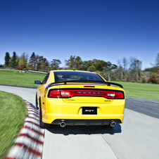 SRT Charger SRT8 Super Bee