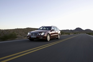 Mercedes-Benz E 500 Estate 4MATIC