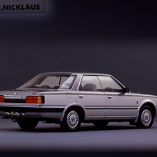 Nissan Gloria Hardtop V20 Turbo Jack Nicklaus