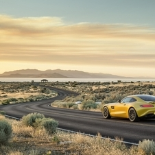 Both versions of the GT will be combined with the same automatic dual-clutch seven-speed from the SLS