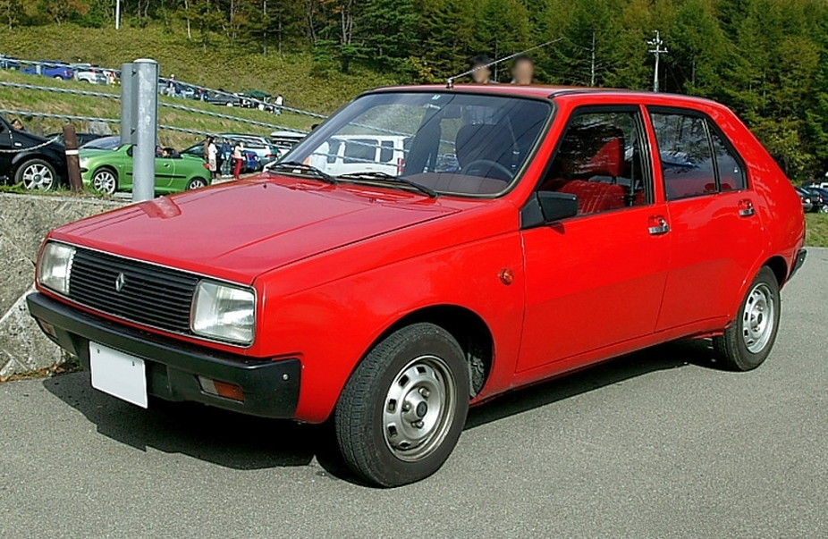 Renault 14 GTL :: 2 photos and 48 specs :: autoviva.