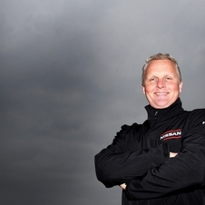 Johnny Herbert will help develop the car