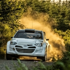 Hyundai i20 WRC Gets Tested in the South of France