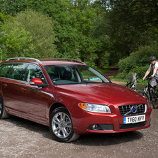 Volvo V70 T4F Momentum Powershift Geartronic