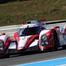 *Updated, again* Toyota Releases Sound Clip of Hybrid LMP and New High-Res Picture