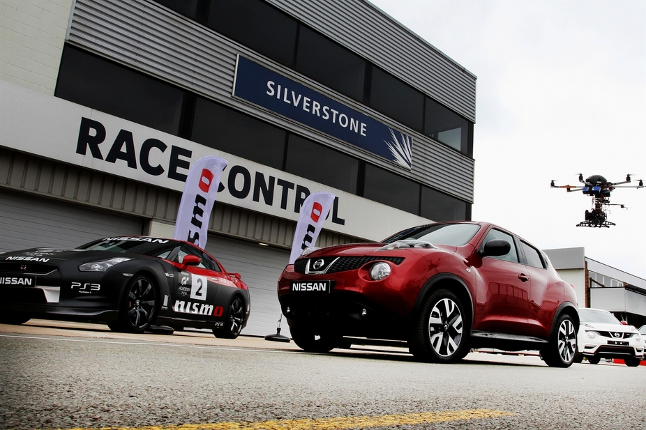The special Juke will be created to help train drivers