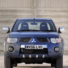 Mitsubishi L200 2.5 DI-D Double Cab Walkinshaw