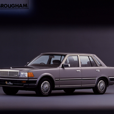 Nissan Gloria Sedan V20 Turbo Brougham