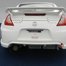 Nissan Selling 370Z RC for GT4 Racing